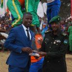 Nyakubahwa Minisitiri w'intebe EDOUARD NGIRENTE yasuye SINA GERARD / Ese URWIBUTSO